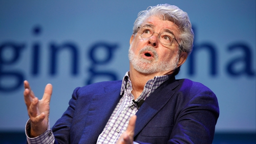 George Lucas said it is time to pass 'Star Wars' on to a new generation of filmmakers