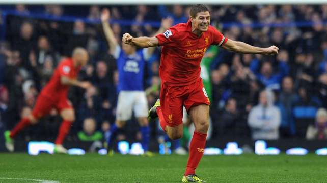 Gerrard was quick to withdraw his views that criticised Everton's style of play