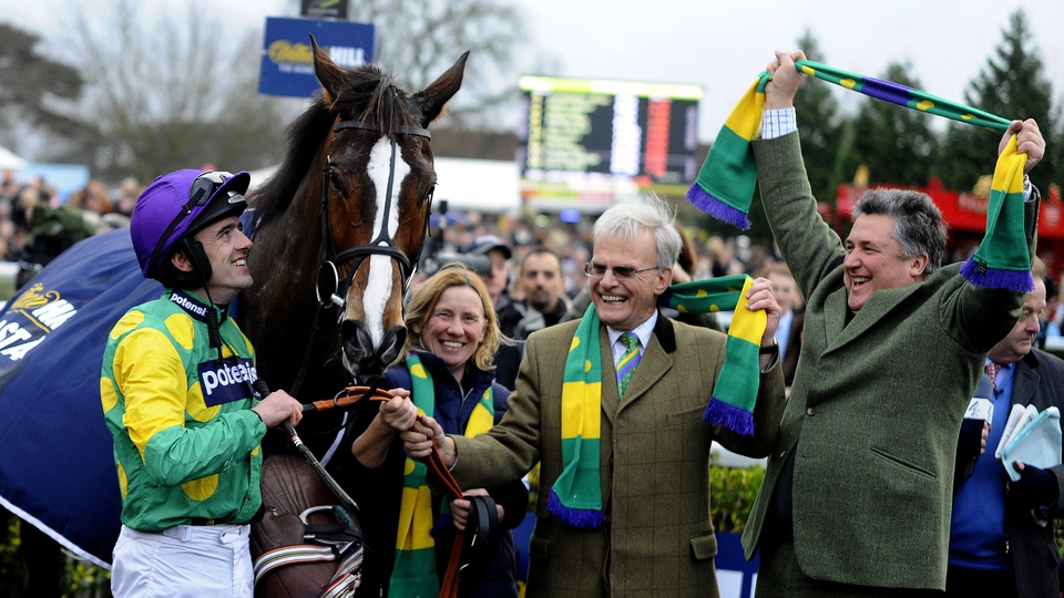 Kauto Star earned his connections total prize money of £2,375,883