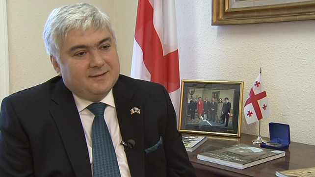 Irakli Kopladtadze spoke about the recent election in Georgia of the new Prime Minister Bidzina Ivanishvilli