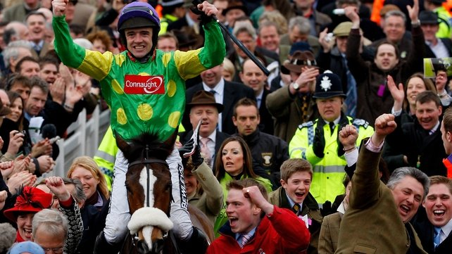 Kauto Star was the highlight of Ruby Walsh and Paul Nicholls' stellar partnership