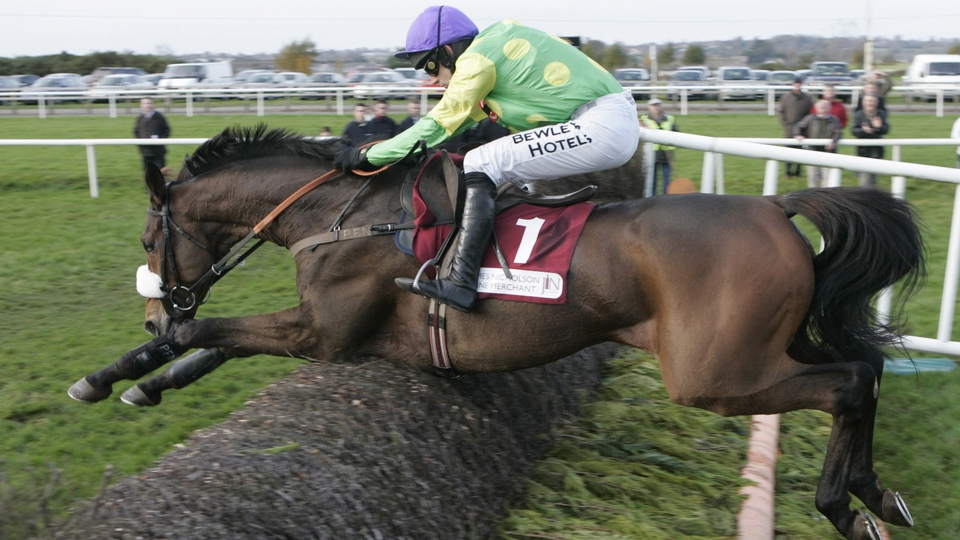 Success on Irish soil came in the JNWine Champion Chase at Down Royal