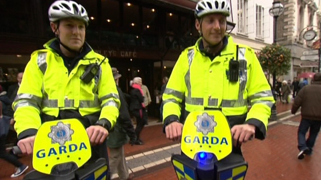 A pilot project begins today on Grafton Street
