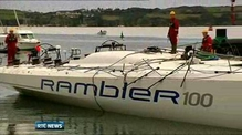 Rambler capsized within 60 seconds of losing keel - report