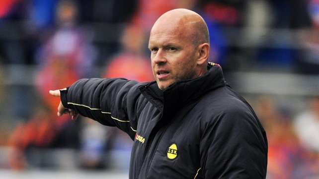 Henning Berg is the new Blackburn boss