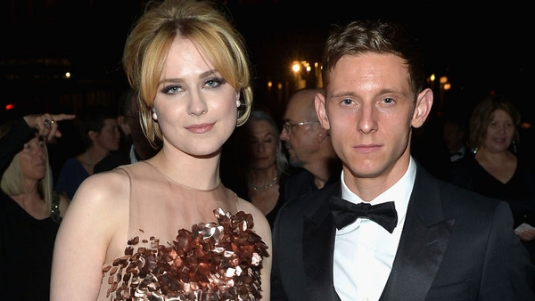 Evan Rachel Wood and Jamie Bell have tied the knot