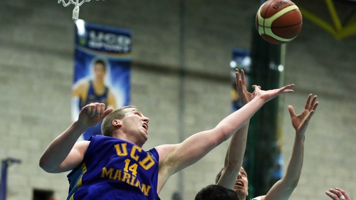 UCD Marian host Moycullen this weekend