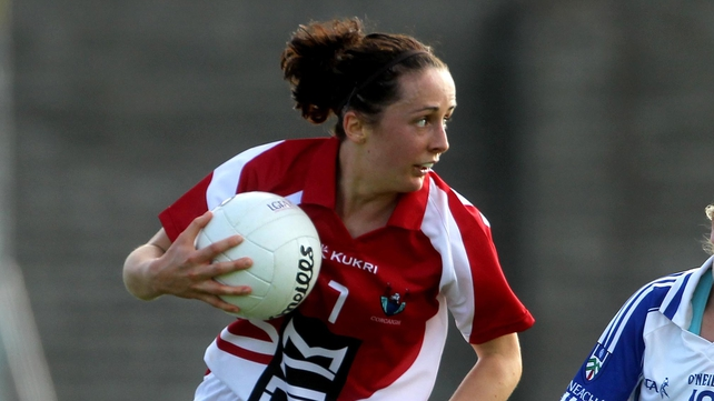 Geraldine O'Flynn has been shortlisted for the LGFA Senior Players' Player of the Year award