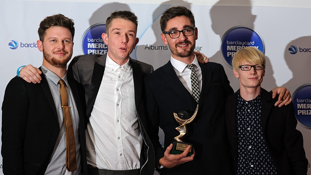 Alt-J - Thanked their parents for