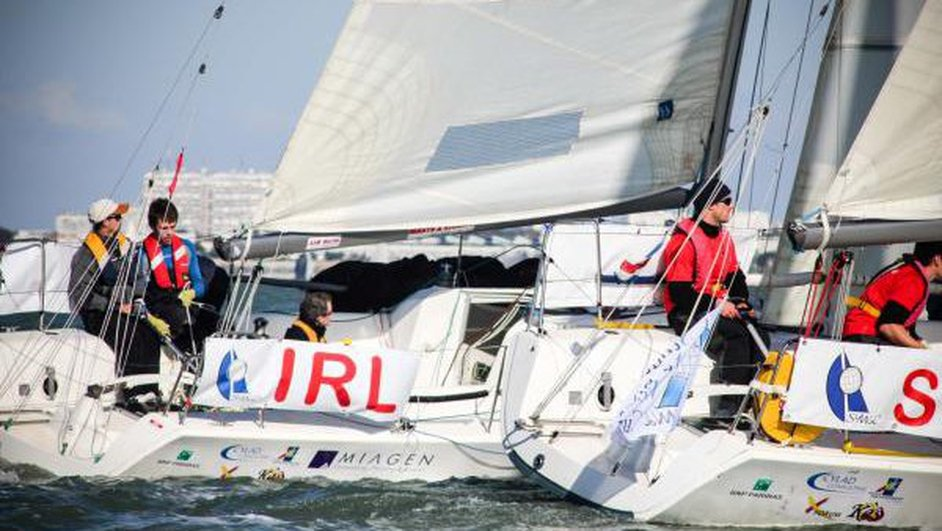 UCD win Student Yachting World Cup 2012 (Pic: Icarus Sailing Media)
