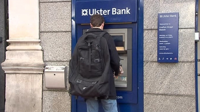 Customers reported problems withdrawing money from ATMs