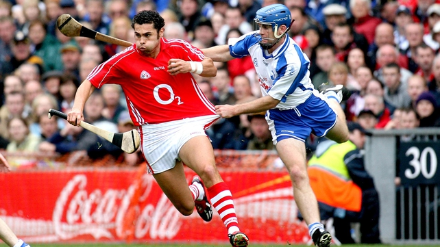 Seán Óg Ó hAilpín has retired from inter-county hurling
