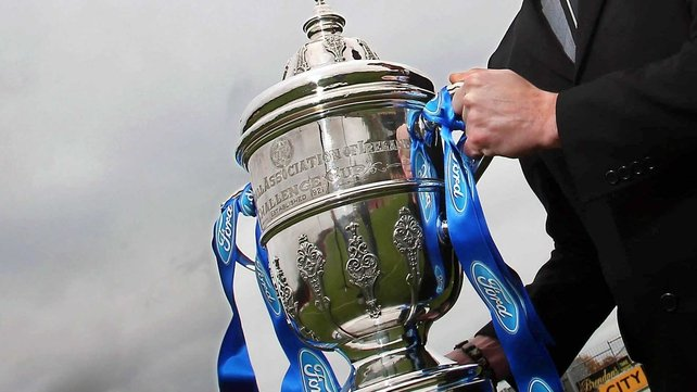 FAI Cup draw takes place