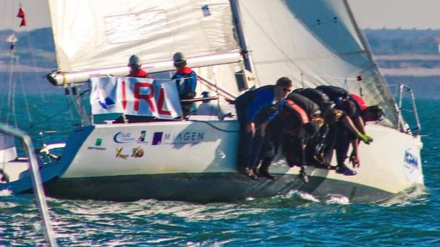 Ireland have won the Student Yachting World Cup