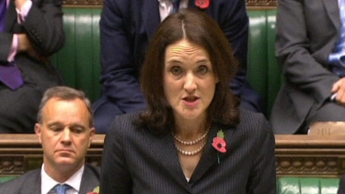 Northern Ireland Secretary Theresa Villiers said renewed efforts should be made to tackle sectarianism which has characterised much of the region's past