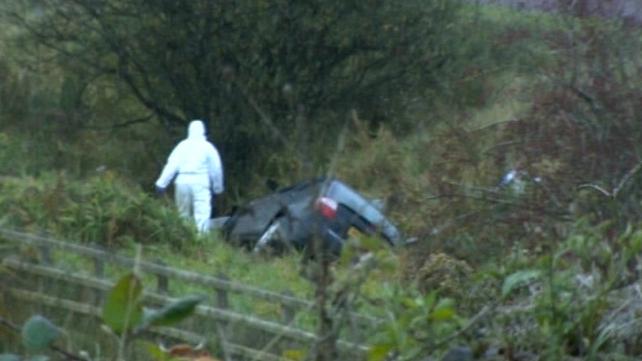 Mr Black was ambushed on the M1 motorway on his way to work