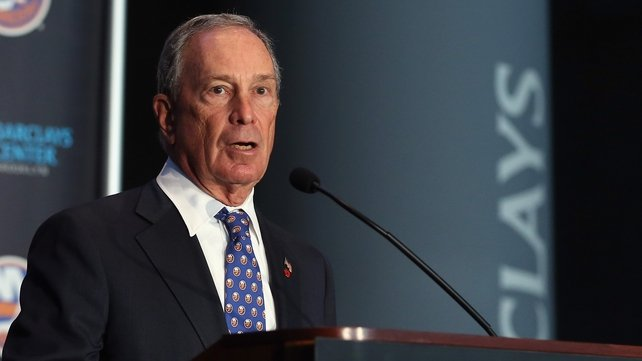 Mayor Michael Bloomberg has cancelled the New York Marathon