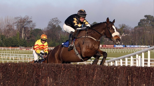 Nicky Henderson is talking up Roberto Goldback's chance at the John Smith's Grand National