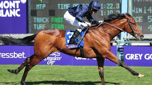 Ryan Moore rides George Vancouver to victory