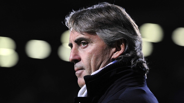 "Roberto Mancini: ""We are a good team. We are not ready like the other teams."""