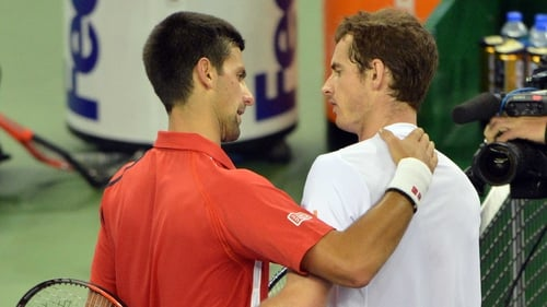Djokovic and Murray: the new great rivalry of tennis?