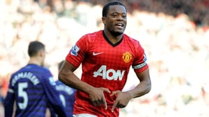 Patrice Evra is eager to stay at Old Trafford