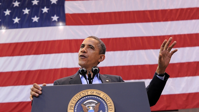 Barack Obama's main achievements in his term have been in healthcare and foreign policy