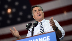 Mitt Romney lost to Barack Obama in last year's election
