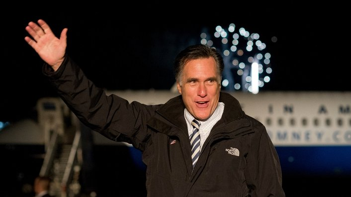 Mitt Romney in contention to be next US Secretary of State