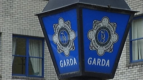 Witnesses to the crash are asked to contact gardaí