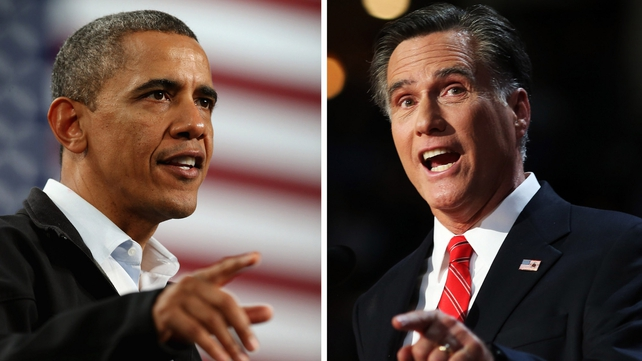 If Barack Obama and Mitt Romney are tied on 269 Electoral College votes, then the House of Representatives will elect the president