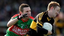 Dr Crokes' Colm Cooper was relieved to come away with the win against Kilmurry-Ibrickane