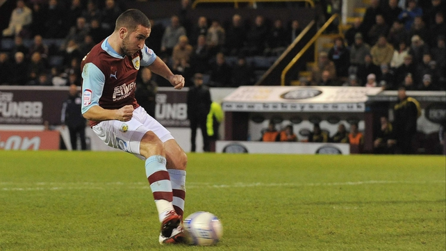 Burnley striker Martin Paterson is a notable absentee from Michael O'Neill's squad