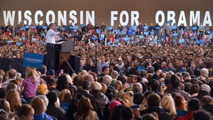 Wisconsin has also received massive attention from both candidates