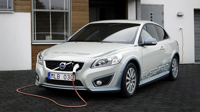 Volvo charge on