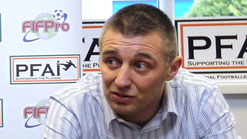 Trevor Croly is set to take over ahead of a media conference on Wednesday