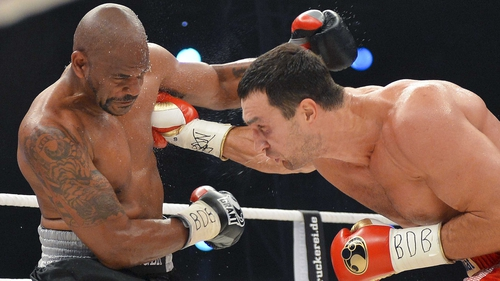 Vladimir Klitschko wants to add the WBC title to his collection