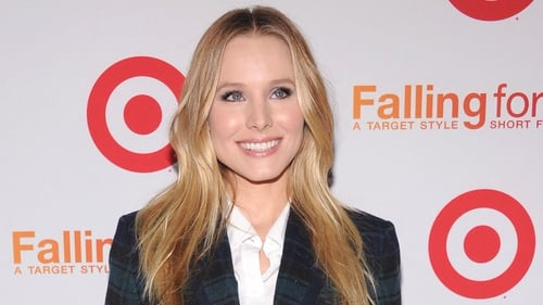 Kristen Bell is now a married woman
