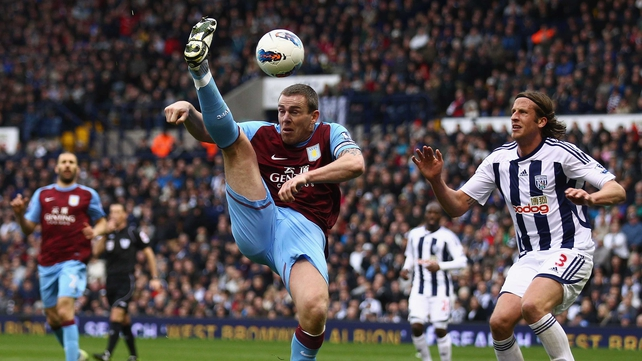 Richard Dunne has been sidelined for several months with a groin problem