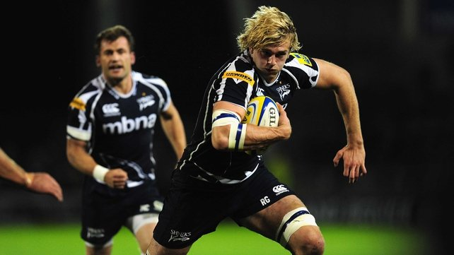 Richie Gray is included in the Scotland team to meet New Zealand