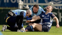 Former international Frankie Sheahan tells John Kenny that the injuries in the Irish camp will give opportunities to others