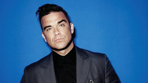 Robbie Williams confesses to 'sad, ageing pop star stuff'