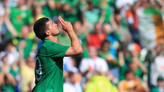 Shane Long is included in the 23-man squad