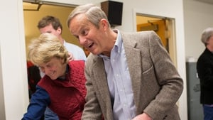 Rep Todd Akin, who made the headlines with controversial comments on rape, casts his vote in Wildwood, Missouri