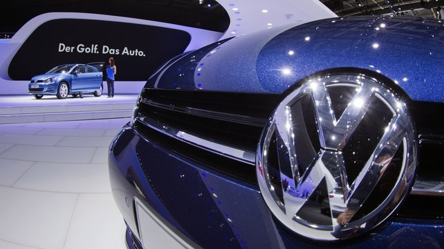Volkswagen led the way again with the greatest number of cars registered in February