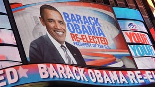 All eyes were on the US as Barack Obama defeated Mitt Romney