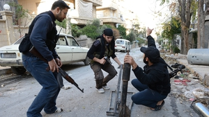 Syrian rebels have become increasingly aggressive in their campaign against Assad