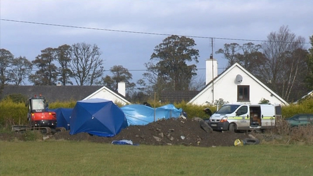 The court was told Aoife Phelan's body was found buried in Co Laois