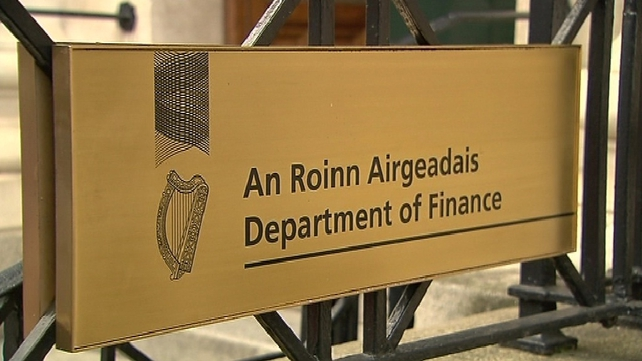 Income tax receipts are running 2% ahead of target at €5.4bn