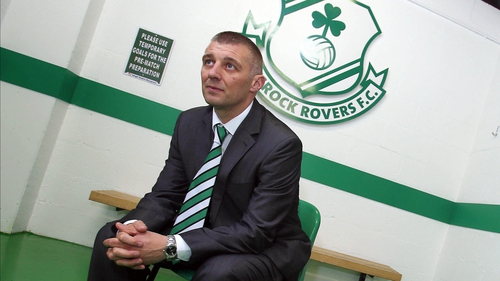 Trevor Croly's last stint at the Dublin club was as assistant manager to Michael O'Neill